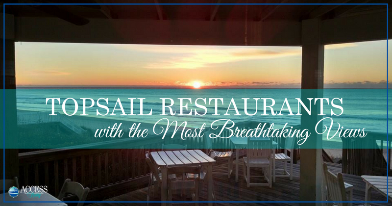 Are You In Search Of A Delicious Dining Experience D With The Best Views That Topsail Island North Carolina Has To Offer We Ve Got Them
