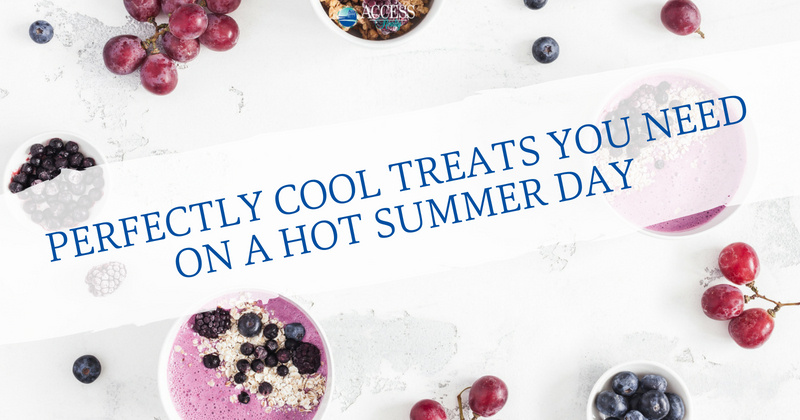 Perfectly Cool Treats You Need on a Hot Summer Day