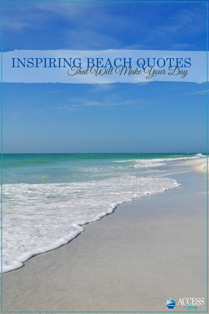 Inspiring Beach Quotes That Will Make Your Day | www ...
